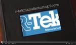R-Tek Manufacturing - Featured Video 1
