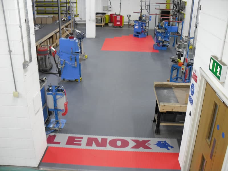 R-Tek_Manufacturing_R-Tile_Industrial Floor Tiles_gallery_g2