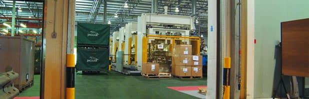 R-Tek manufacturing Podloga przemyslowa projekty